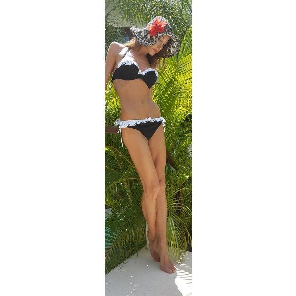 Agent Provocateur Flirty Bennie Bikini Bra 36D Slip 4 Gr S / M