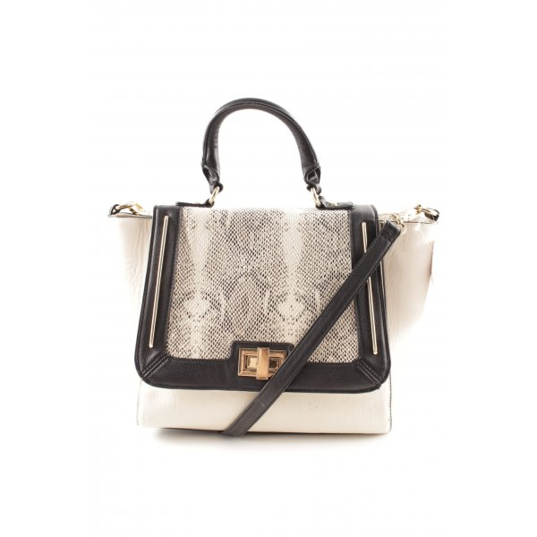 Aldo Carry Bag animal pattern elegant