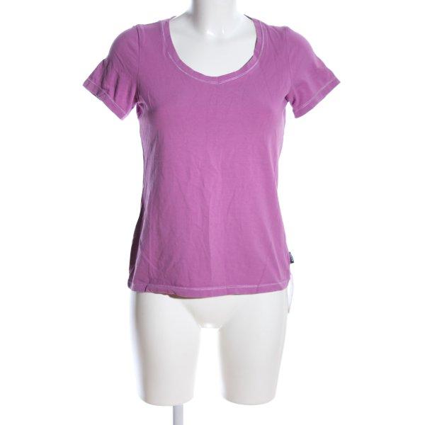 Alex Athletics T-Shirt pink Casual-Look