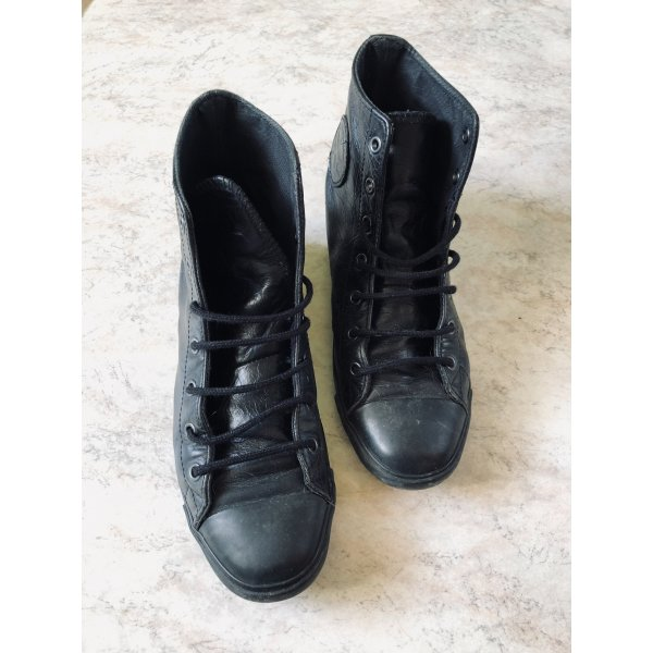 All Star Sneaker Grösse 38, schwarz