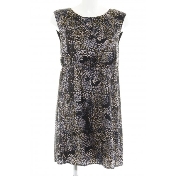 Allude Blousejurk abstract patroon elegant