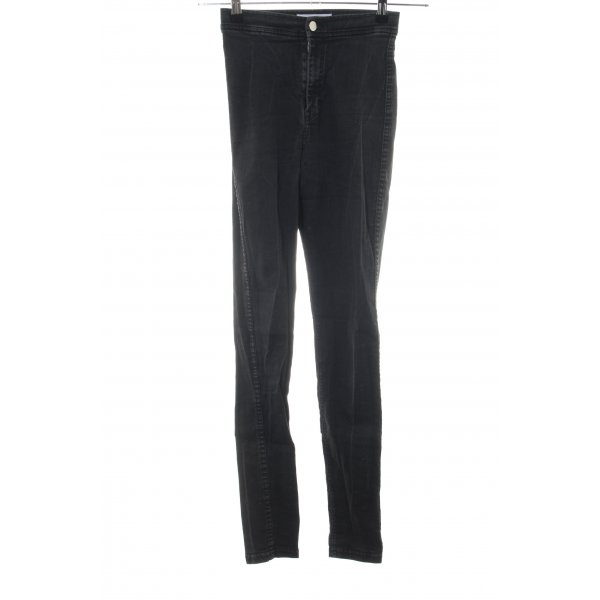 American Apparel Jeggings schwarz Casual-Look