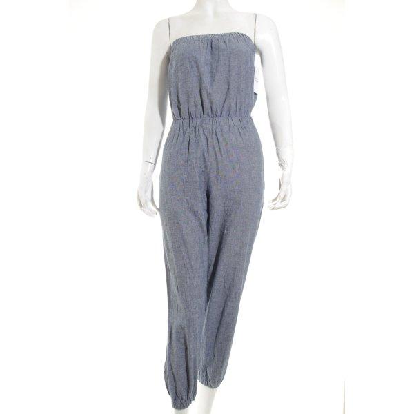 American Apparel Jumpsuit himmelblau Casual-Look