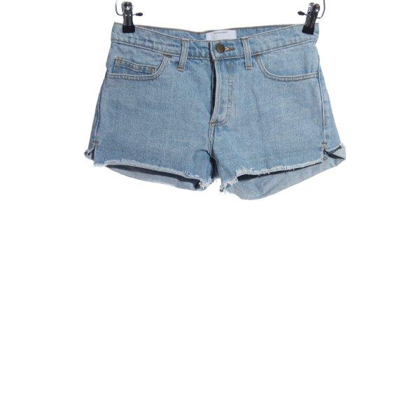 American Apparel Shorts blau Casual-Look