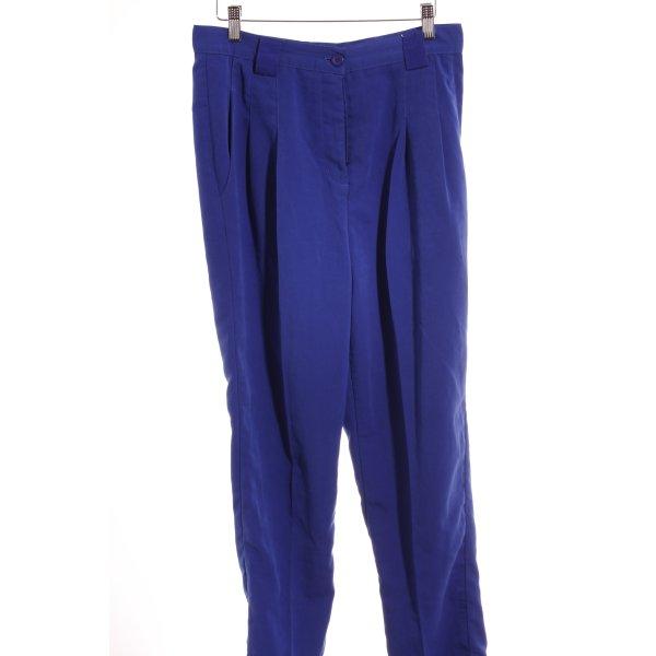 American Apparel Sweathose blau Casual-Look