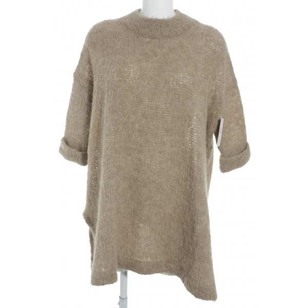 """American Vintage Jersey de punto """"V/Siri 262"""" marrón claro"""