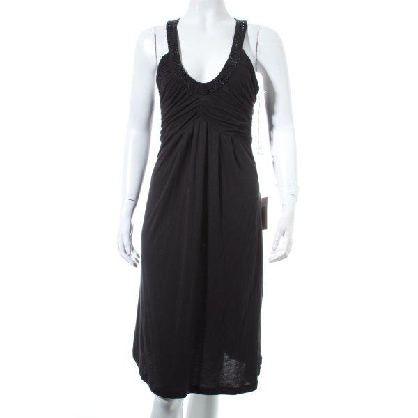 Amor & Psyche Abendkleid schwarz Elegant
