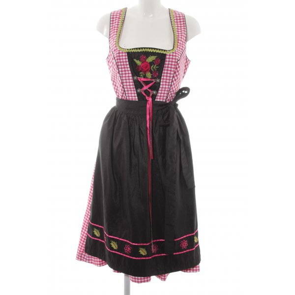 Amy Vermont Dirndl Karomuster Country-Look