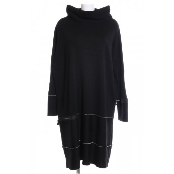 Anette Görtz Knitted Dress black-white casual look