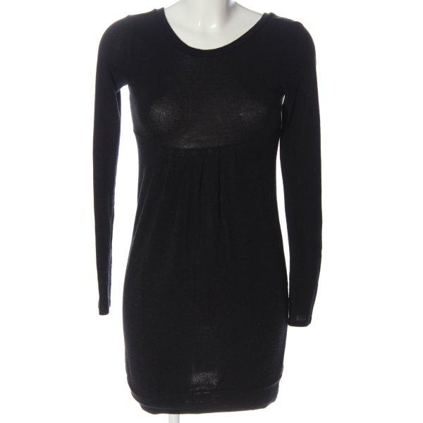 Angela Davis Pulloverkleid schwarz Casual-Look