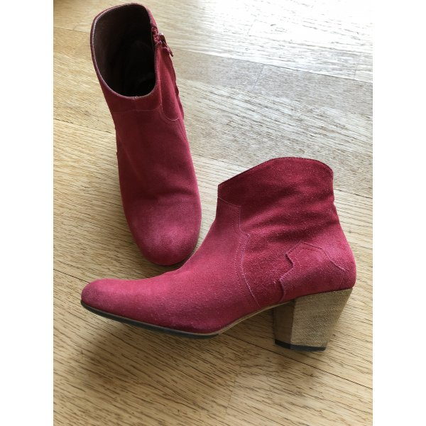 Ankleboots #Dicker boots #Westernboots