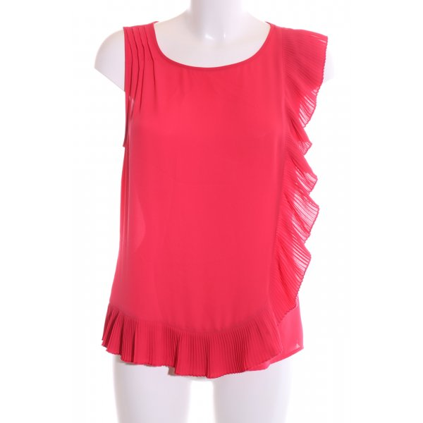 Ann Taylor Volanttop rot Business-Look