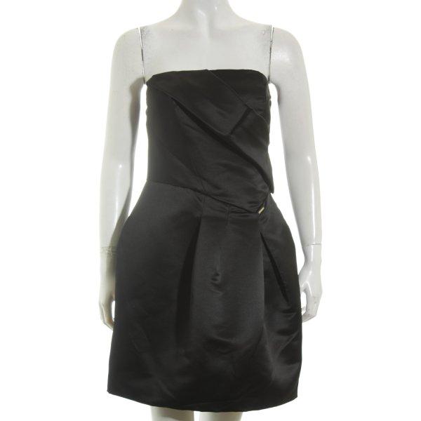 Anna Rita N Minikleid schwarz Elegant