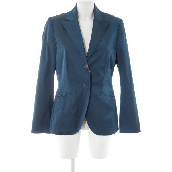 Anna von Griesheim Long-Blazer blau Business-Look