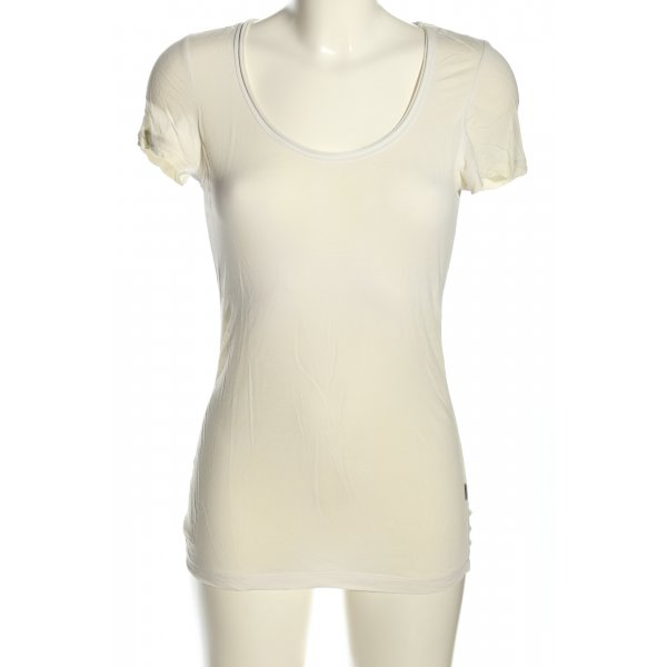 anotherwoman T-Shirt wollweiß Casual-Look