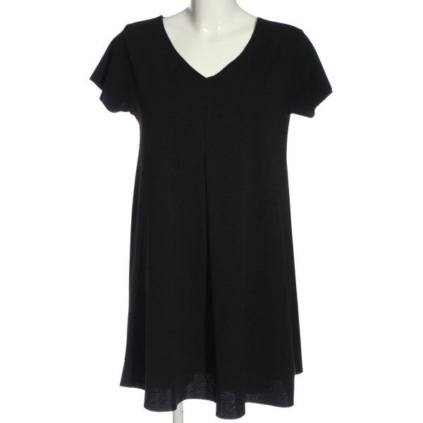 Antonello Serio Minikleid schwarz Elegant