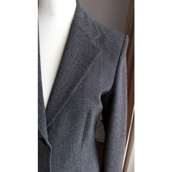 Anzug- Strenesse- Gabriele Strehle Streifen grau/schwarz
