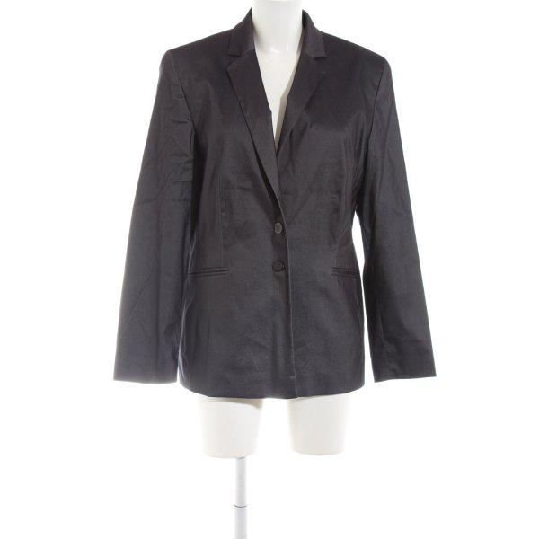 Apange Long-Blazer schwarz Business-Look