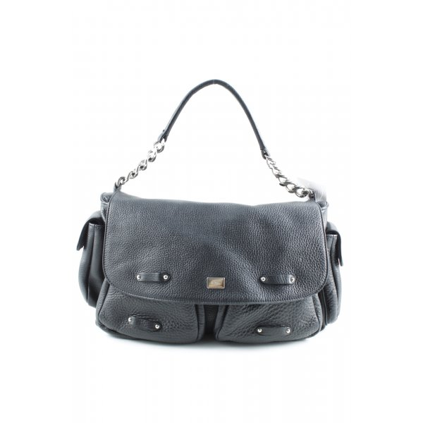 Armani Collezioni Carry Bag black casual look