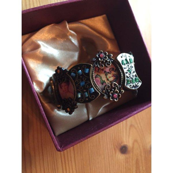 Armband Antik-Look romantisch Engel Kristalle