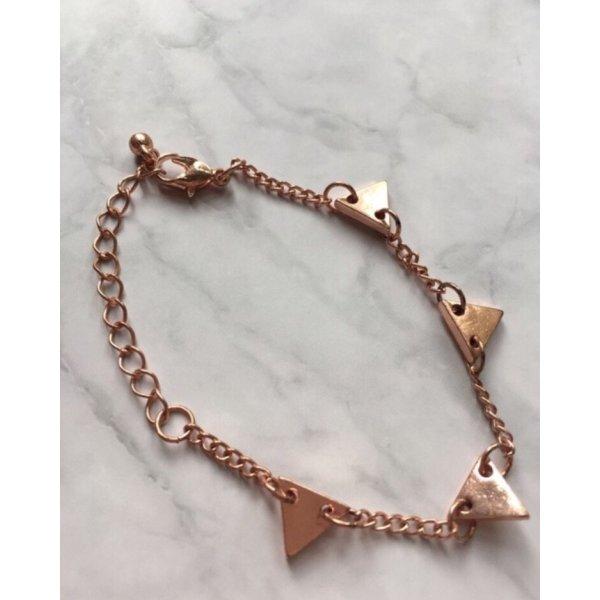 Asos Armband roségoud-goud