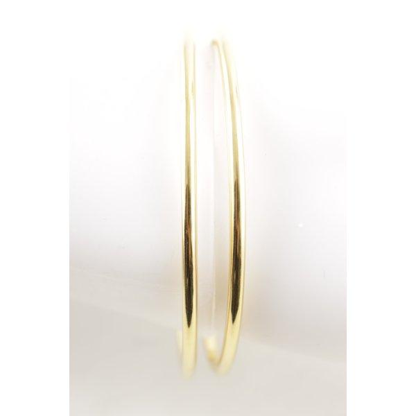 Bangle gold-colored elegant