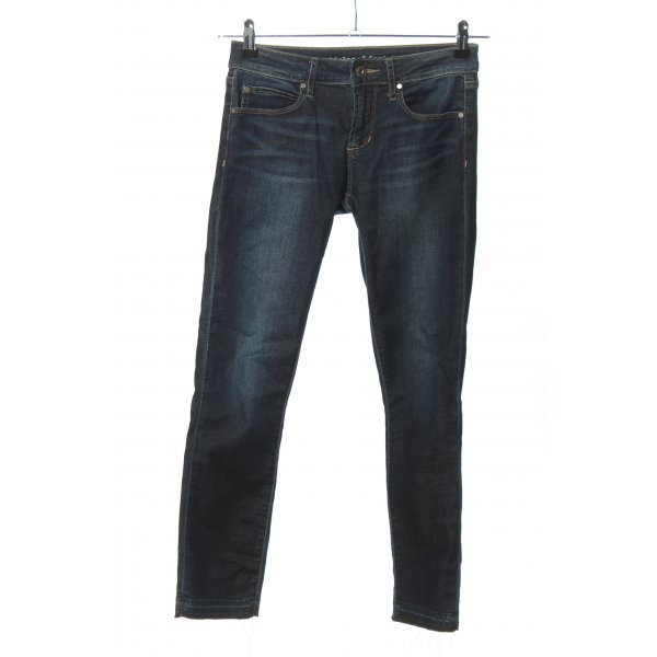 Articles of Society Stretch Jeans blau Casual-Look