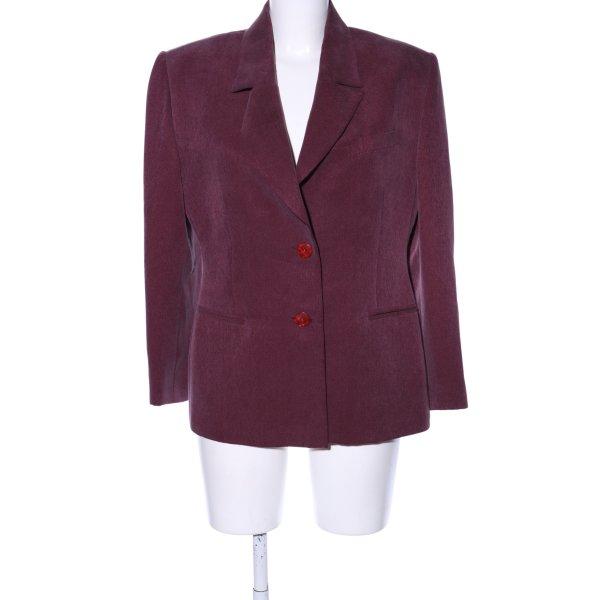 Asena Kleider Long-Blazer rot Business-Look