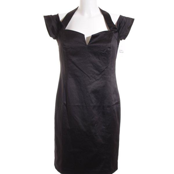 Ashley Brooke Cocktailkleid schwarz Elegant