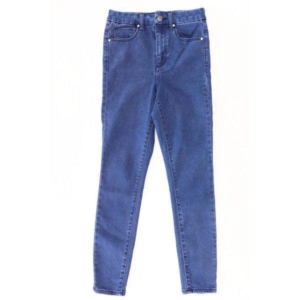 Asos 7/8 Jeans Größe W26/L30 blau aus Baumwolle