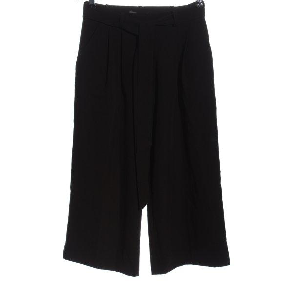 Asos Culottes schwarz Casual-Look