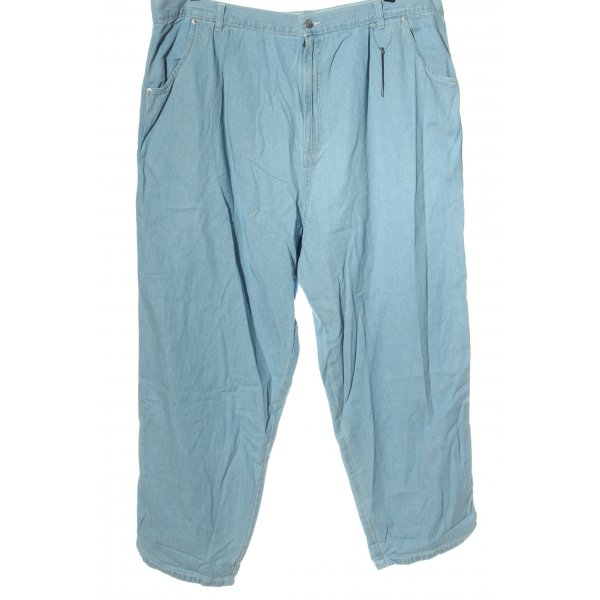 Asos Denim High Waist Jeans blau Casual-Look