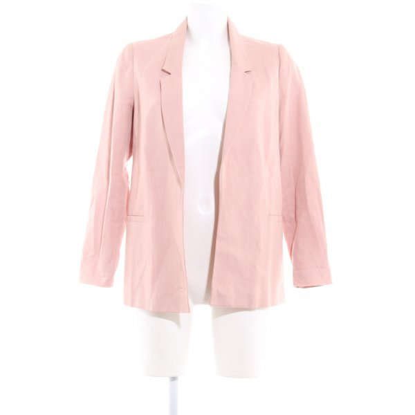 Asos Jerseyblazer rosé Business-Look