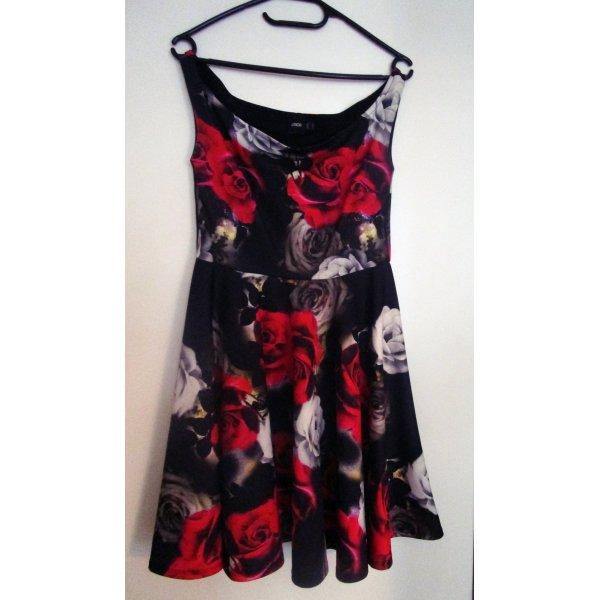 Asos Petite Dress Rosen Schulternfrei 34 /XS