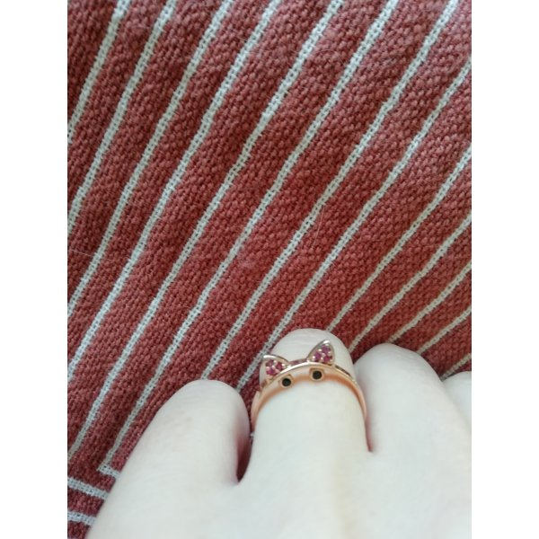 Asos Ring roségoud