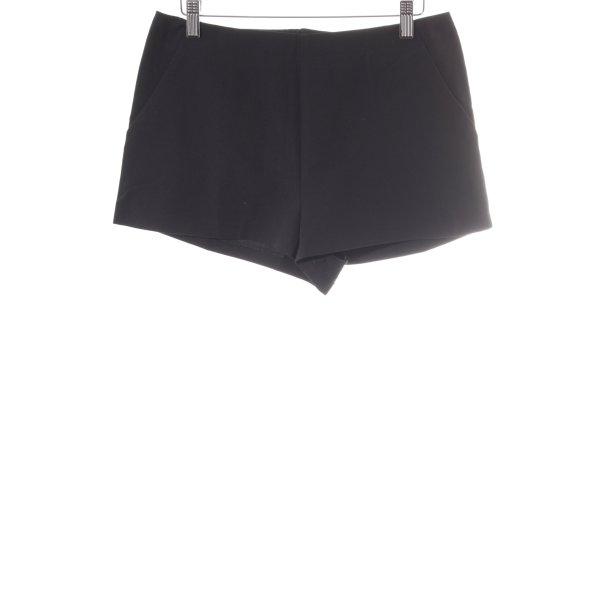 Asos Tall Shorts schwarz Casual-Look