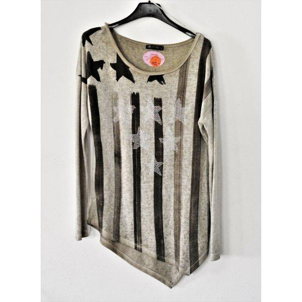 Asymmetrisches Shirt von Decay Größe 36 -NP 49,95- jetzt noch 24,95