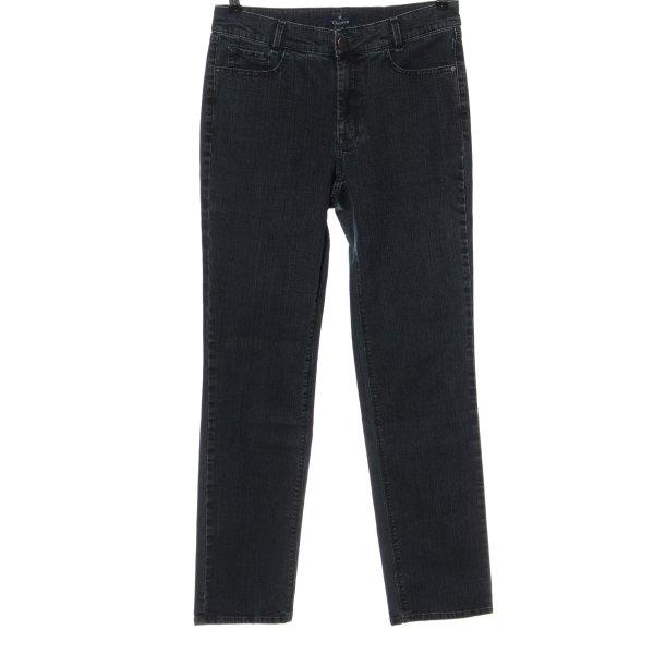 Atelier Gardeur High Waist Jeans hellgrau Casual-Look