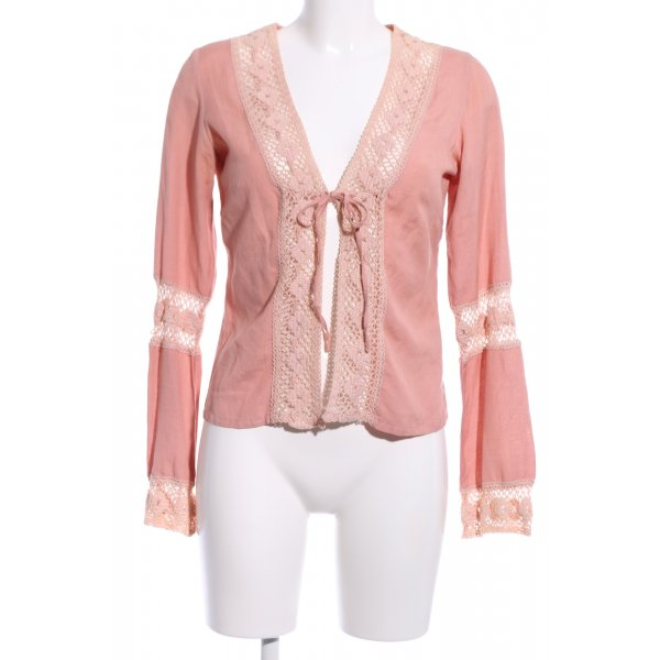 B.young Blusenjacke pink Casual-Look