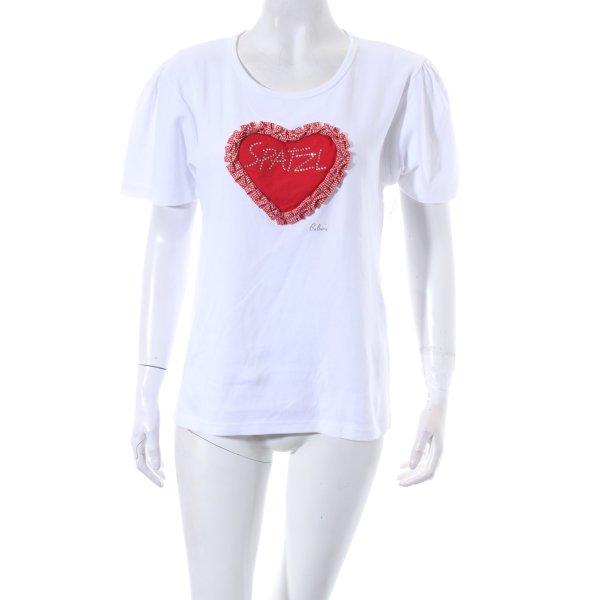 Balbina Shirt weiß Casual-Look
