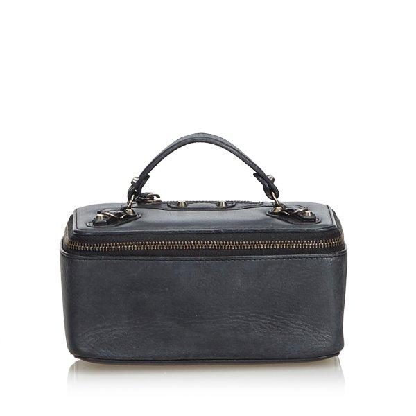 Balenciaga Leather Vanity Box