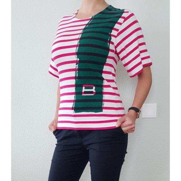 Balenciaga Luxus Designer T-Shirt maritim breton