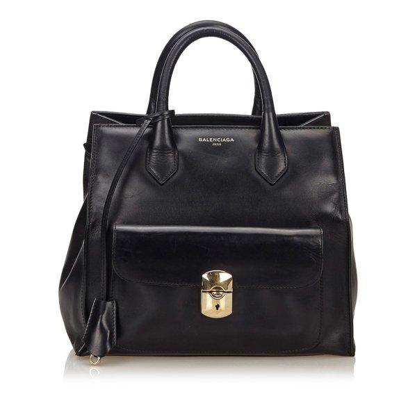Balenciaga Padlock All Afternoon Bag