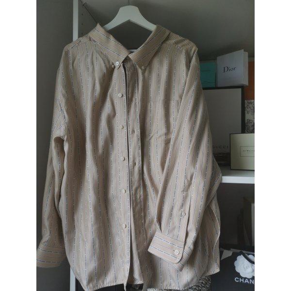 Balenciaga Silk Long Bluse