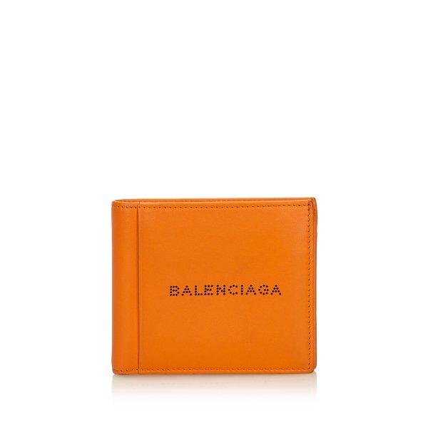 Balenciaga Small Leather Wallet