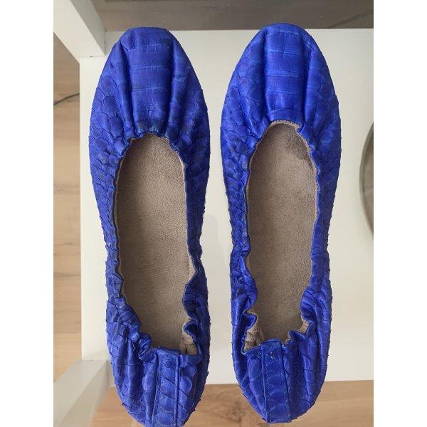Foldable Ballet Flats multicolored