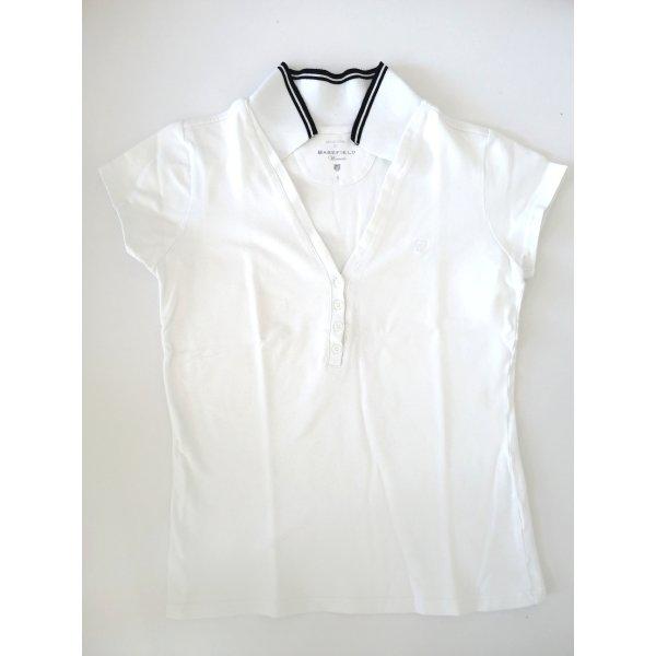Basefield Poloshirt, Damen, weiß