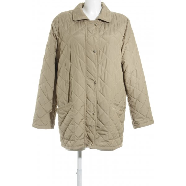 Basler Veste matelassée chameau motif de courtepointe style anglais