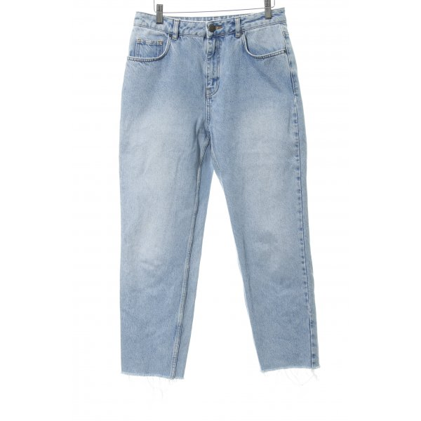 BDG Hoge taille jeans azuur casual uitstraling