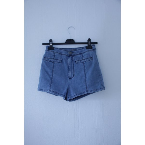 BDG High Waist Jeans Shorts